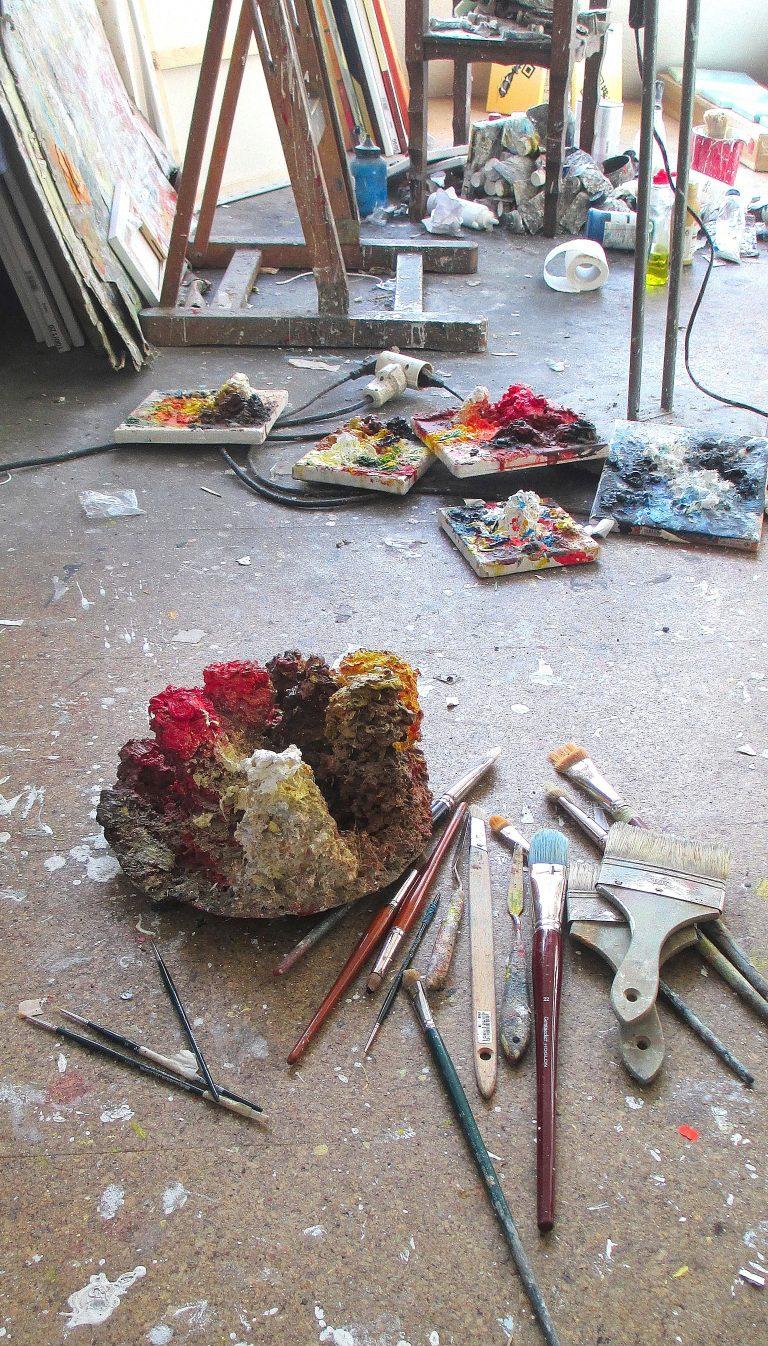 Atelier Eindruck Heikendorf Künstler Kai Piepgras